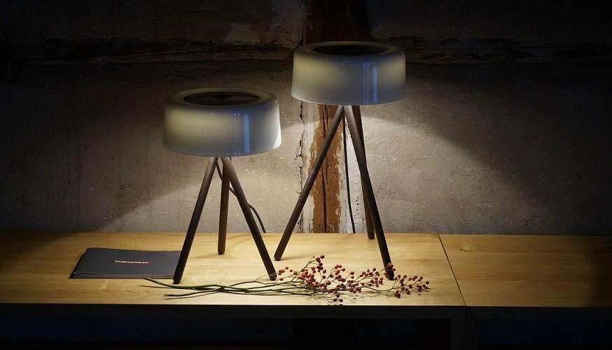 Lichtkonzept Kurtz Tischleuchte 'My' von Tobias Grau