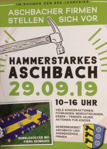 29.09.2019 Hammerstarkes Aschbach